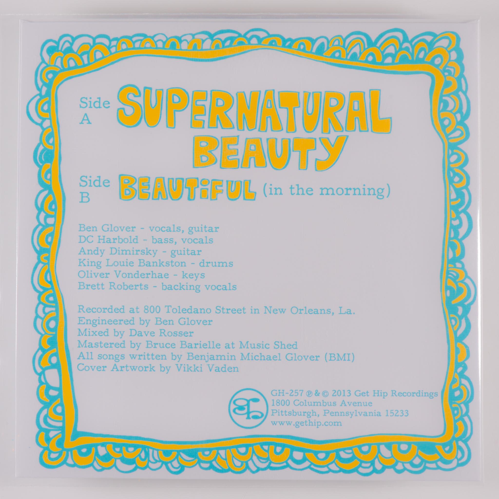 Bipolaroid - Supernatural Beauty