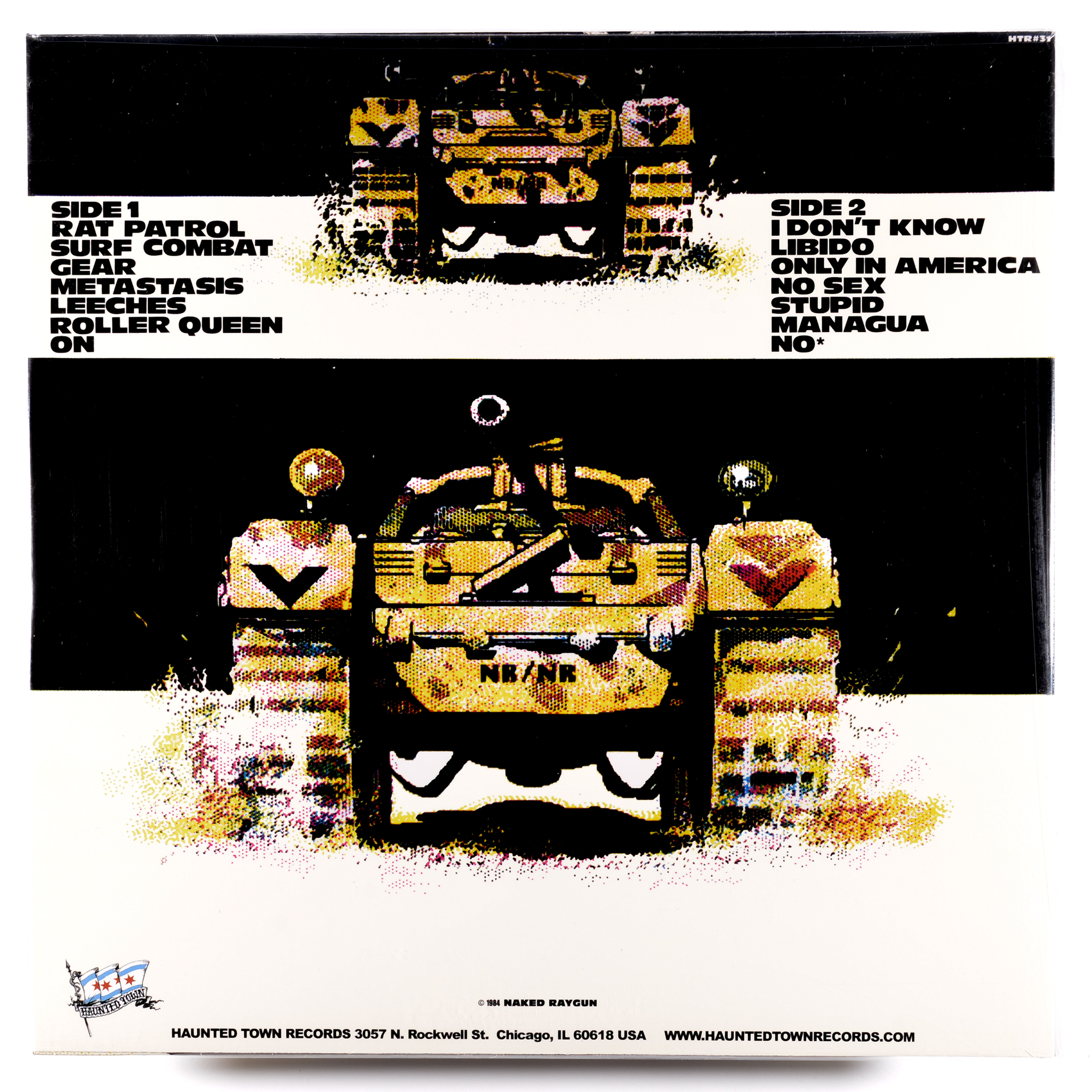 Naked Raygun - Throb Throb (1988, CD) | Discogs