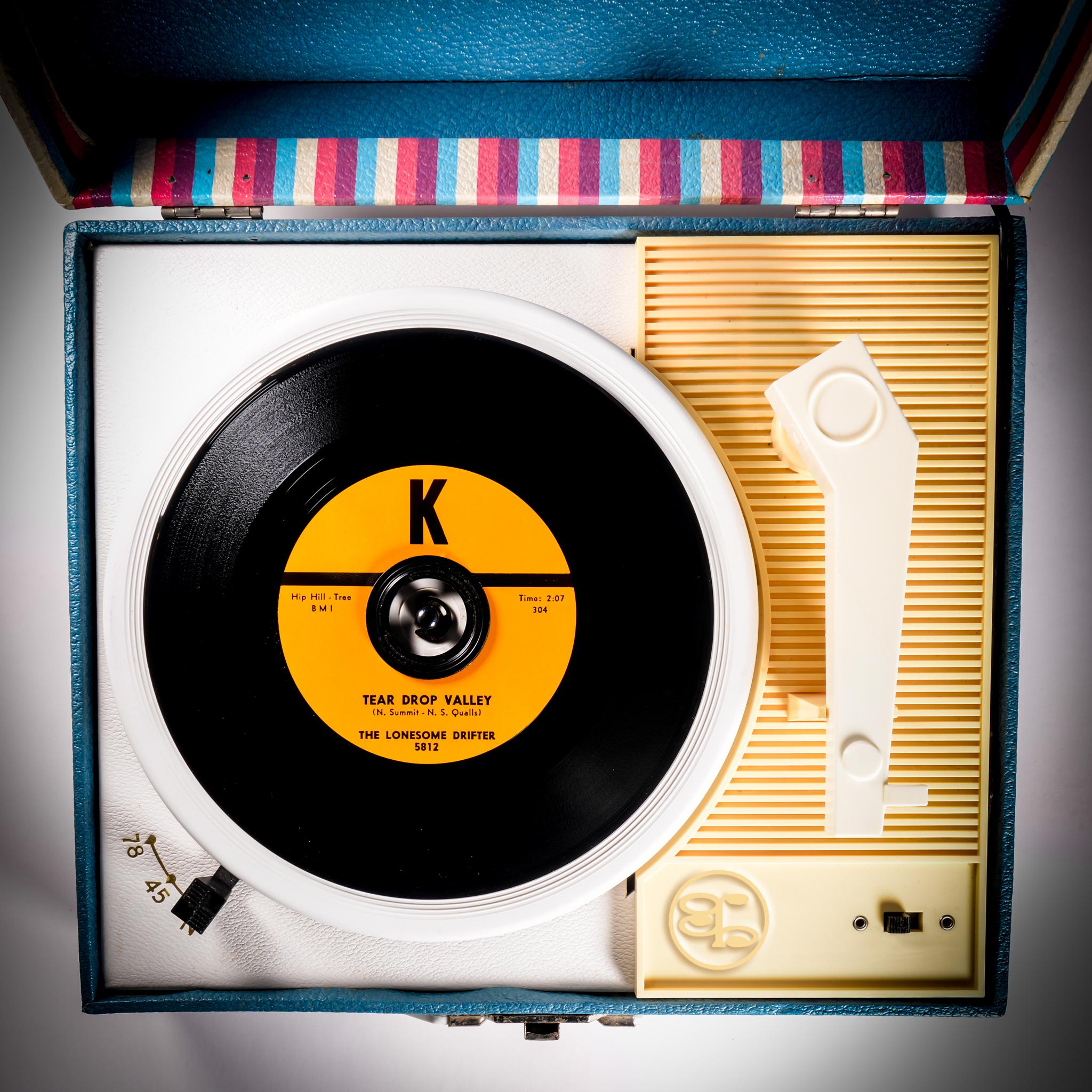 Lonesome Drifter Eager Boy Teardrop Valley Get Hip Recordings